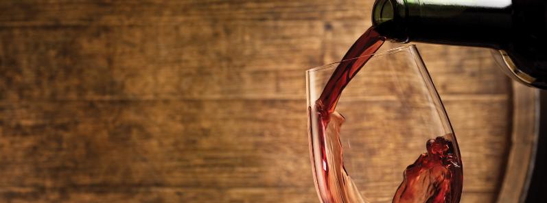 wine border