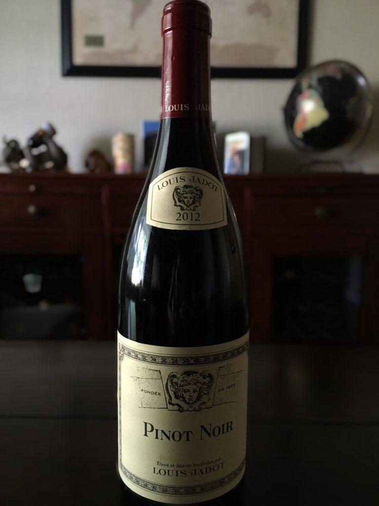 Louis Jadot 2012 Pinot Noir