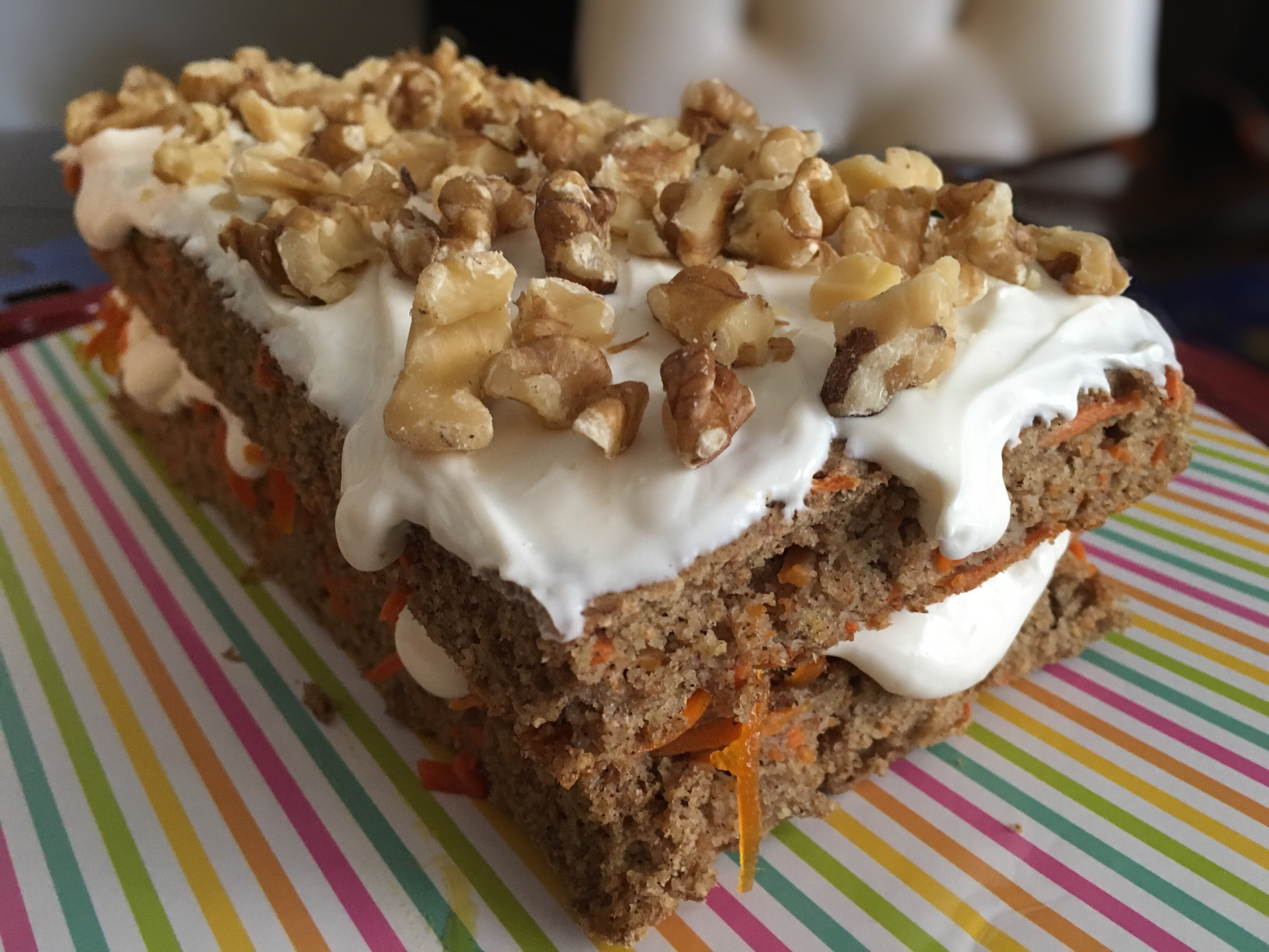 Carrot Cake Front