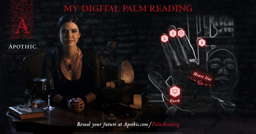 Apothic Palm