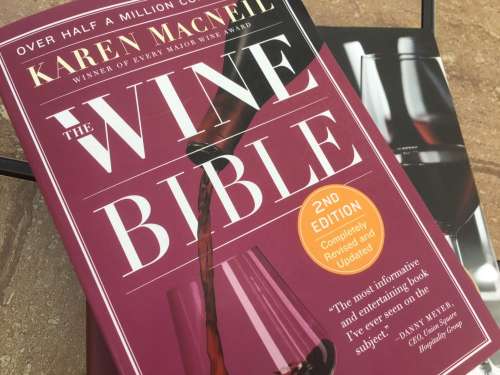WineSpeed - Wine Intel from Karen MacNeil